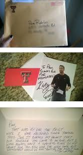 Kliff Kingsbury Responds To Breakup Letter From Attractive