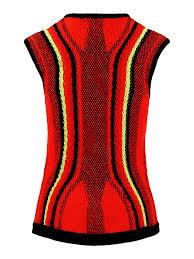 Peter Pilotto Size Chart Peter Pilotto R Vest Knit Top