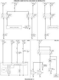 repair guides wiring diagrams wiring diagrams autozone com corvette chassis schematic click image to see an enlarged view