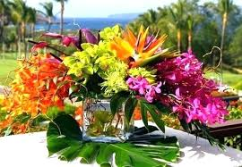 Image result for planted fake flowers