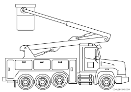Print, color and enjoy these truck coloring pages! Free Printable Truck Coloring Pages For Kids