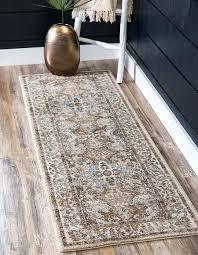 cream heritage runner rug area rugs picturesque fresh 2x6