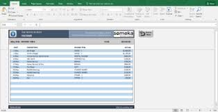 Excel Budgets And Personal Finance Templates & Spreadsheets