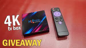 H96 MAX unboxing, 4K TV Box with 4GB RAM 32GB ROM approx Rs. 2,300 - YouTube