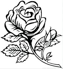 Coloring Pages For Flowers Coloring Pages Flowers Printable Big