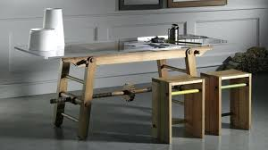 glass table with wooden legs glass oval dining table with oak legs