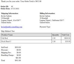 Confirm Of Receipt Email Confirmation Invoice Receipt