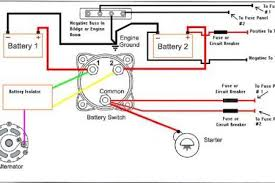 two battery switch wiring diagram wiring diagrams Boat Fuse Panel Wiring Diagram boat dual battery switch wiring diagram wiring diagram dual boat battery setup moreover how to hook boat fuse block wiring diagram