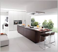 modern kitchen island design. Kitchen Island Wooden Made Under Dark Brown Applying White Countertop Modern Design O