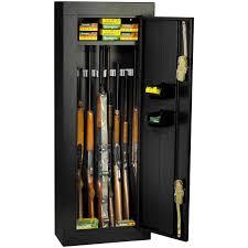 Woodmark Gun Cabinet Homakr 8 Gun Security Cabinet 163668 Gun Cabinets Racks At