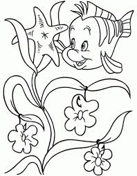 Small Picture Fish Coloring Book Pages Coloring Pages