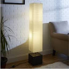 mainstays white rice with dark wood marvelous paper lanterns floor lamp review regarding convertable