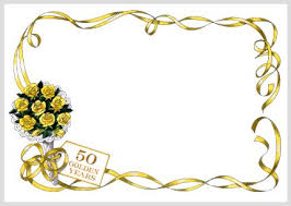50th wedding anniversary invitations indian wedding cakes Blank Golden Wedding Invitations 50th wedding anniversary invitations blank 50th wedding anniversary invitations