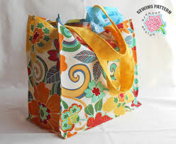 Grocery Bag Pattern