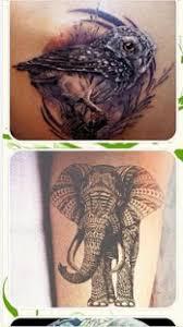 Tetování Zvířat Slunečnicecz