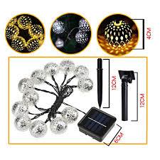 Online Get Cheap Solar Christmas Lights Aliexpresscom  Alibaba Cheap Solar Fairy Lights