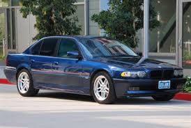 2001 BMW 740i Sport for sale Â« The Motoring Enthusiast