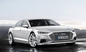 2018 audi lineup. interesting 2018 2018 audi a8 vorsprung durch flagship for audi lineup