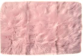 light pink rug for nursery light pink rug for nursery red faux fur rug faux fur