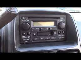Radio Reset Code In 5 Minutes For A 2001 Honda Crv Cr V Accord Civic Pilot Element Odyssey Insight Youtube Honda Crv Honda Accord Radio