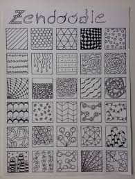 Zendoodle Patterns