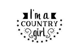However i am getting this error message unsupported svg items will be dropped! I M A Country Girl Svg Cut File By Creative Fabrica Crafts Creative Fabrica