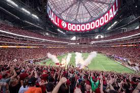Atl Utd Seating Chart Atlanta United Break Mls Attendance Record 4th Largest