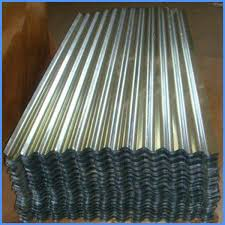 carbon steel colored corrugated metal roofing sheet