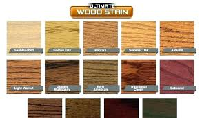 Minwax Oil Based Stain Color Chart Deck Stain Color Charts Chart Download By Outdoor Minwax