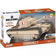 Cobi <b>Танк Черчилль</b>, 300 деталей (COBI-3064) купить в интернет ...