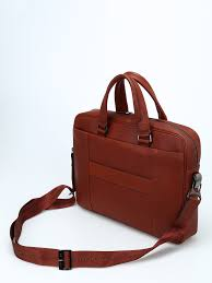 ikrix piquadro laptop bags briefcases full grain leather computer case