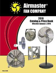 airmaster fan company toolsunlimited com
