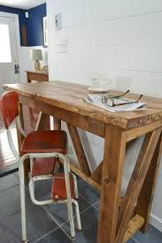 Diy Breakfast Bar Ana White 40 Breakfast Bar Featuring I Am A Homemaker Diy