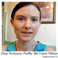 reviews mugeek neutrogena healthy skin foundation i picked up the healthy skin liquid makeup broad spectrum spf 20 in clic ivory shine