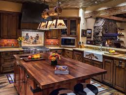 Western Kitchen Ideas Interesting Decorating Design