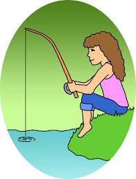 Image result for free fishing Clip Art