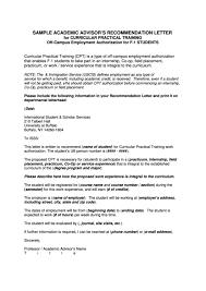 asking for recommendation letter from professor sample sample academic advisors recommendation letter printable