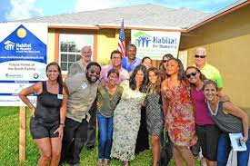 Habitat's donors, volunteers to build four new homes - South Florida Sun  Sentinel - South Florida Sun-Sentinel