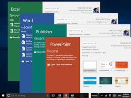 microsoft office presentations microsoft office 2016 launched top 10 new features ndtv