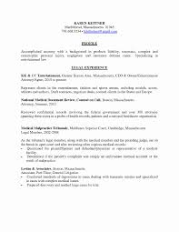 Sample Resume For Attorney Sample attorney Cover Letter Lateral New Sample attorney Resume 31