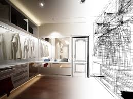 let s turn your bedroom into a walk in closet