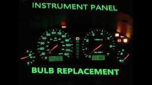 1999 Subaru Forester Dash Lights Subaru Outback Instrument Panel Light Replacement