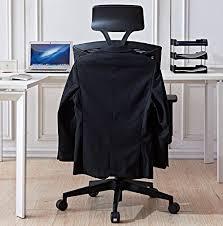 office coat hanger. LSCING Ergonomics High Back Breathable Mesh Office Chair With Coat Hanger E