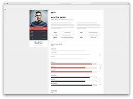 Html Code Website Template Generator Html Resume Builder Code
