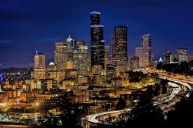 Seattle Cityscape Skyline Downtown Seattle Free Photo On Pixabay