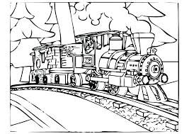 steam engine coloring pages free free coloring pages steam locomotive coloring pages steam train on railroad