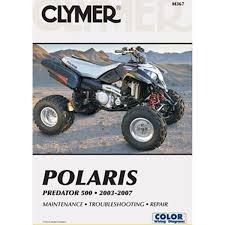 clymer atv manual polaris predator 500 chaparral motorsports clymer atv manual polaris predator 500