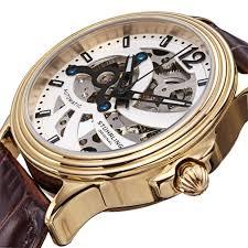 gold mens watch stuhrling original men s 170 3335k2 classic delphi stuhrling original gold mens watches