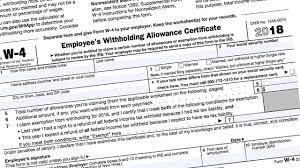 Federal Tax Withholding Chart How And Why To Adjust Your Irs Tax Withholding Bankrate Com