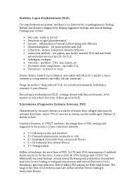 Autoinmune | Systemic Lupus Erythematosus | Immunodeficiency